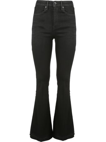 Rag & Bone Bella Flared High-rise Jeans