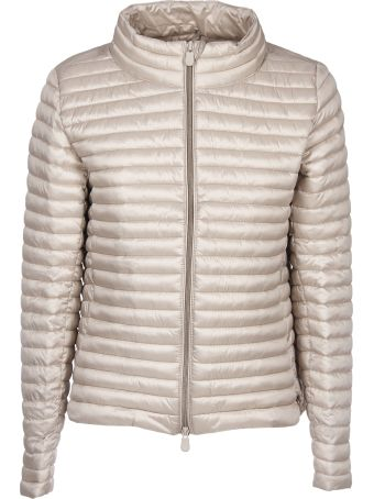 Save the Duck Zipped Padded Jacket