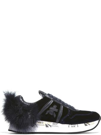 Premiata Holly Furred Sneakers