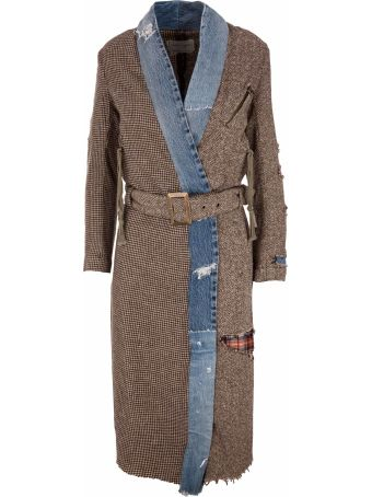 Greg Lauren Trench