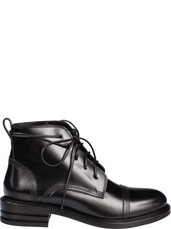 Premiata Barret Lace-up Boots
