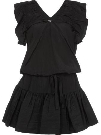 Victoria Victoria Beckham Ruffled Dress