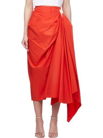 Marni Wrap Skirt