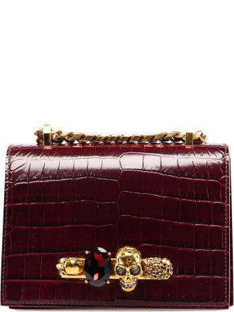 Alexander McQueen Small Jewel Bag