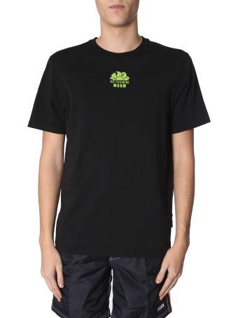MSGM Msgm X Sundek T-shirt