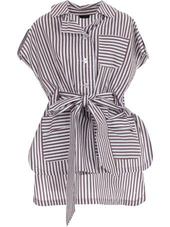 Jejia Striped Shirt