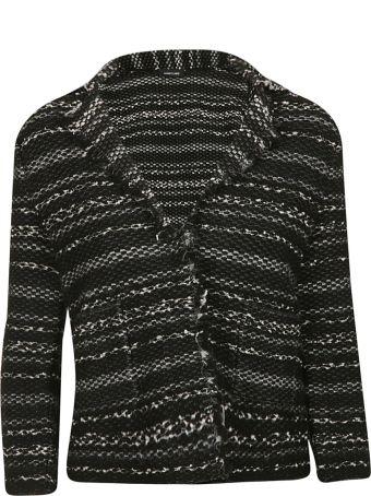Anneclaire Striped Sweater