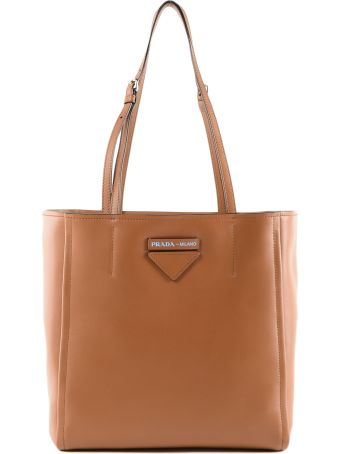 Prada Structured Tote