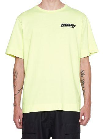Juun.J 'the Altered Tech' T-shirt