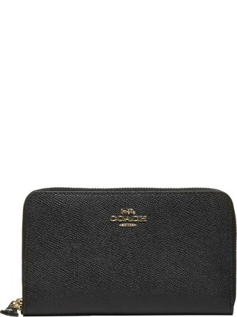 Coach Classic Zip-around Wallet