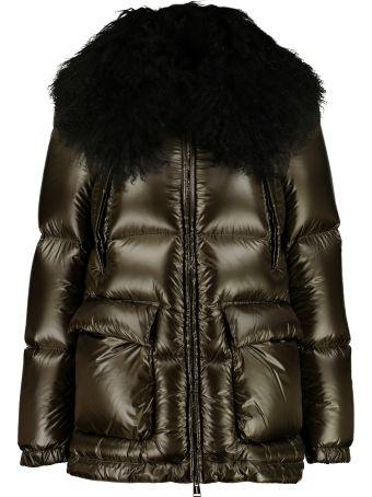 Add Fur Collar Down Jacket