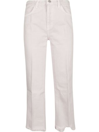 J Brand Frayed Edges Jeans