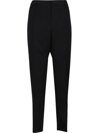 Rochas High-waisted Trousers