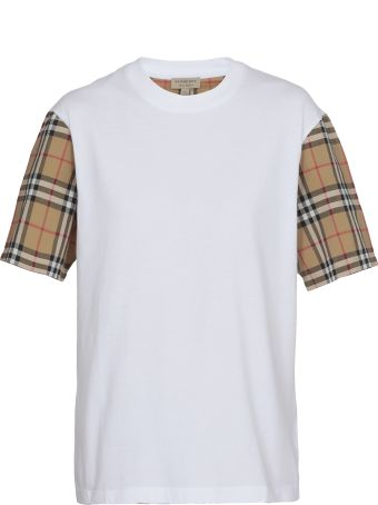 Burberry Cotton T Shirt
