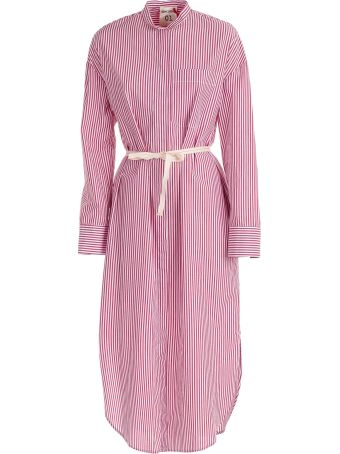 SEMICOUTURE Striped Dress