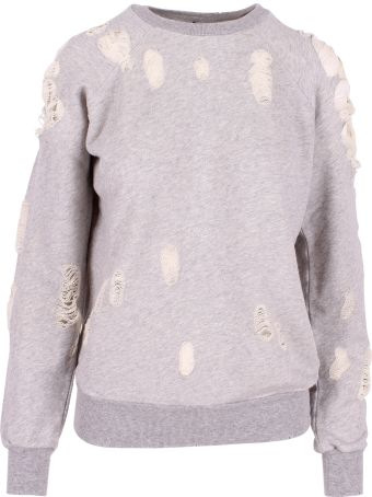 Ben Taverniti Unravel Project Unravel Project Cotton Sweatshirt