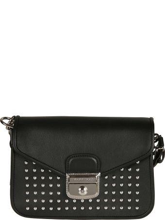 Longchamp Studded Shoulder Bag