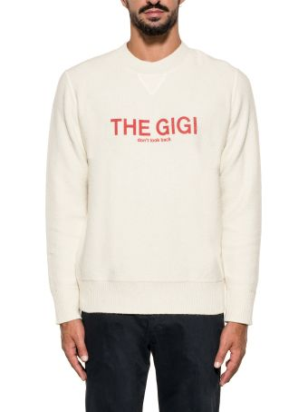 The Gigi Ivory Dexter Wool Pullover