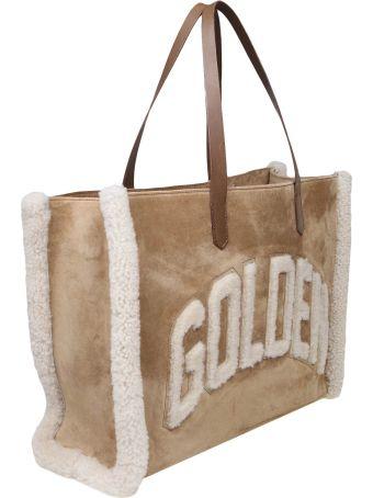 Golden Goose Shopping California In Suede