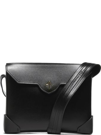 MANU Atelier Leather Shoulder Bag