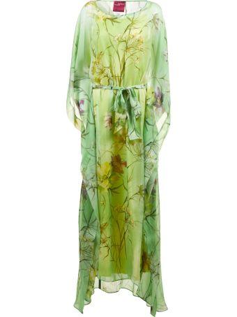 Blumarine Capsule Floral Print Dress