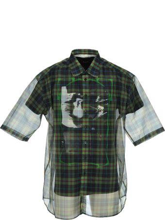Raf Simons Shirt + Tshirt