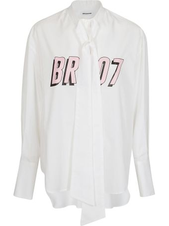 Brognano Printed Shirt