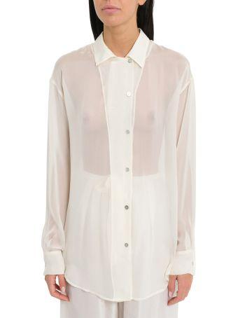 Forte_Forte Sheer Silk Shirt