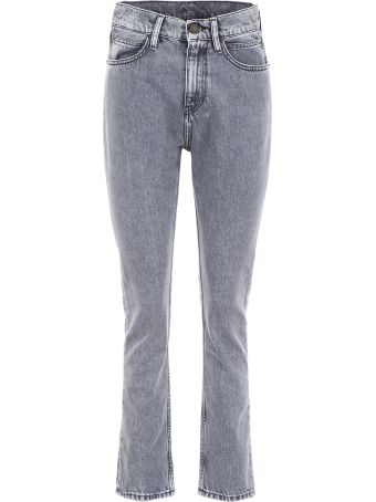 Calvin Klein Jeans With Narrow Hem