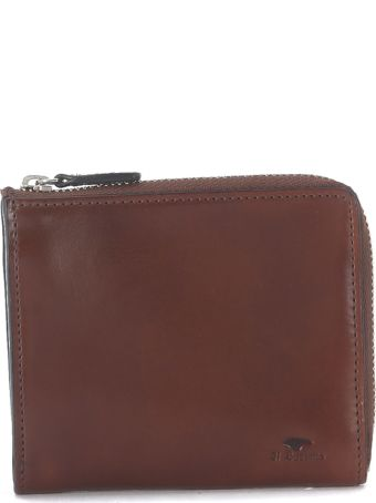 Il Bussetto Tuscan Hazelnut Leather Wallet