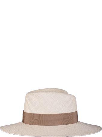 Maison Michel Maison Michel Woven Band Hat