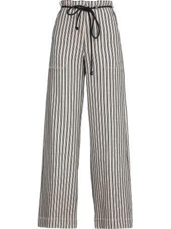 Ann Demeulemeester Palazzo Trousers