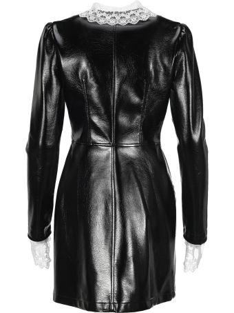 Philosophy di Lorenzo Serafini Philosophy Polished-effect Mini Dress
