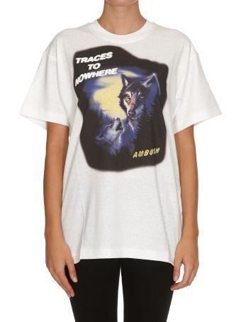 AMBUSH Wolf T-shirt