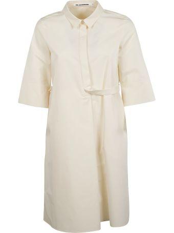Jil Sander Buttoned Dress