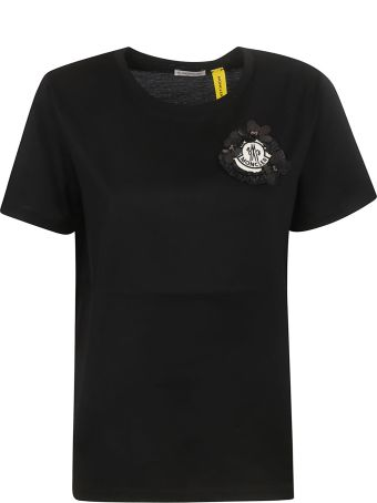 Moncler Genius Ribbon Embellished T-shirt