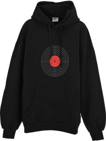 VETEMENTS Hoodie Target