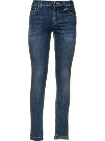 Jacob Cohen Jacob Cohen Blue Skiny Jeans