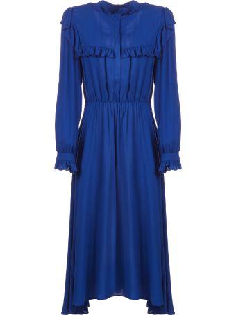 Jovonna Ruffled Dress