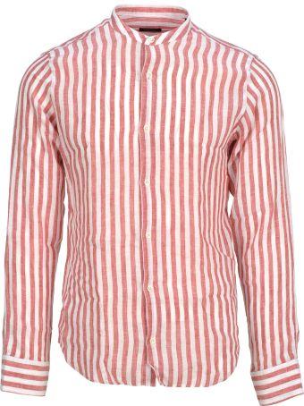 Z Zegna Z-zegna Check Shirt
