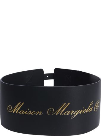 MM6 Maison Margiela Leather Belt