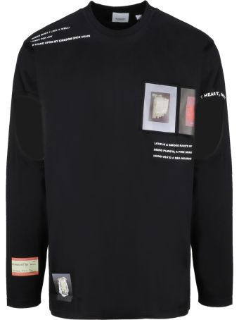 Burberry Montage Long-sleeve T-shirt