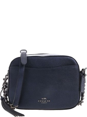 Coach Logo Shoulder Bag