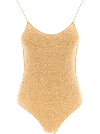 Oseree Lurex Swimsuit