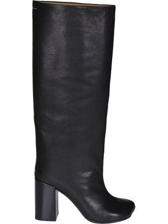Maison Margiela Knee Length Boots