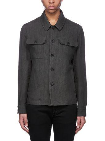 Drumohr Multi-button Shirt