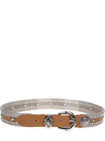 Nanni Leather Belt Color Leather