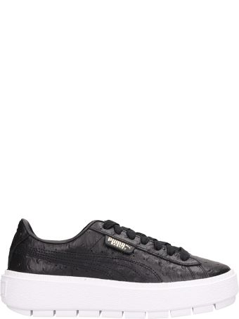 Puma Platform Trace Ostrich Wns Sneakers