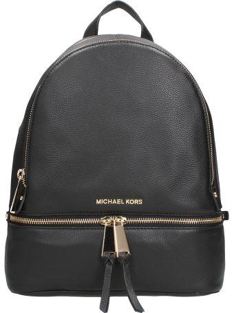 Michael Kors Two Zip Rhea Backpack