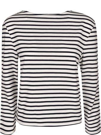 Celine Striped Sweatshirt
